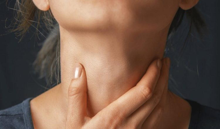 железа щитовидки